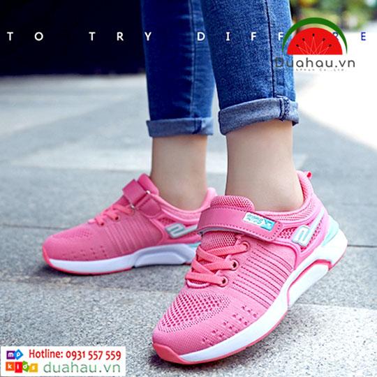 Giày thể thao nữ - Hồng