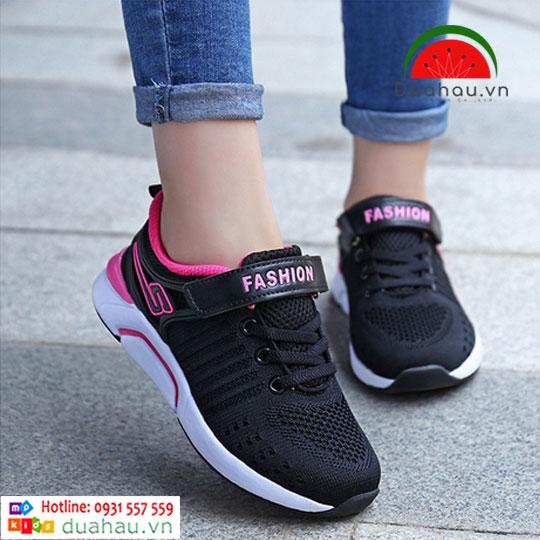 Giày thể thao nữ - Đen