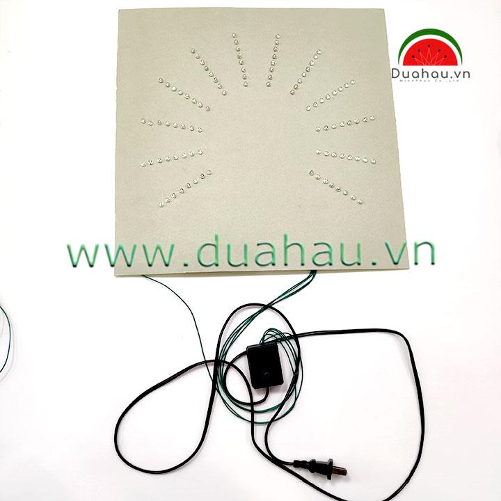 Hào Quang làm sẵn 8 vòng 12 tia 30x30cm